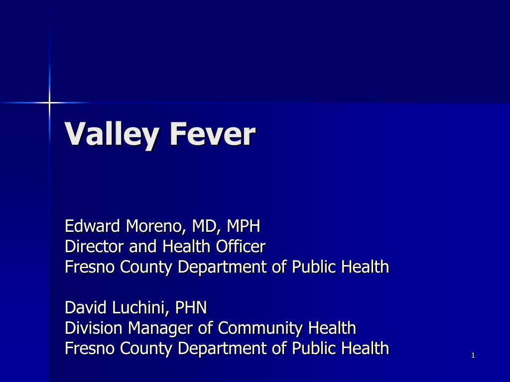 valley fever l.