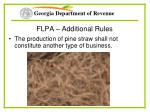 flpa additional rules38