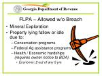 flpa allowed w o breach51