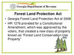 forest land protection act3