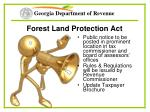 forest land protection act56