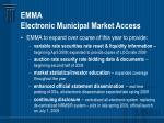 emma electronic municipal market access5