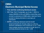 emma electronic municipal market access7