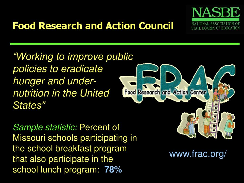 Food Research and Action Council