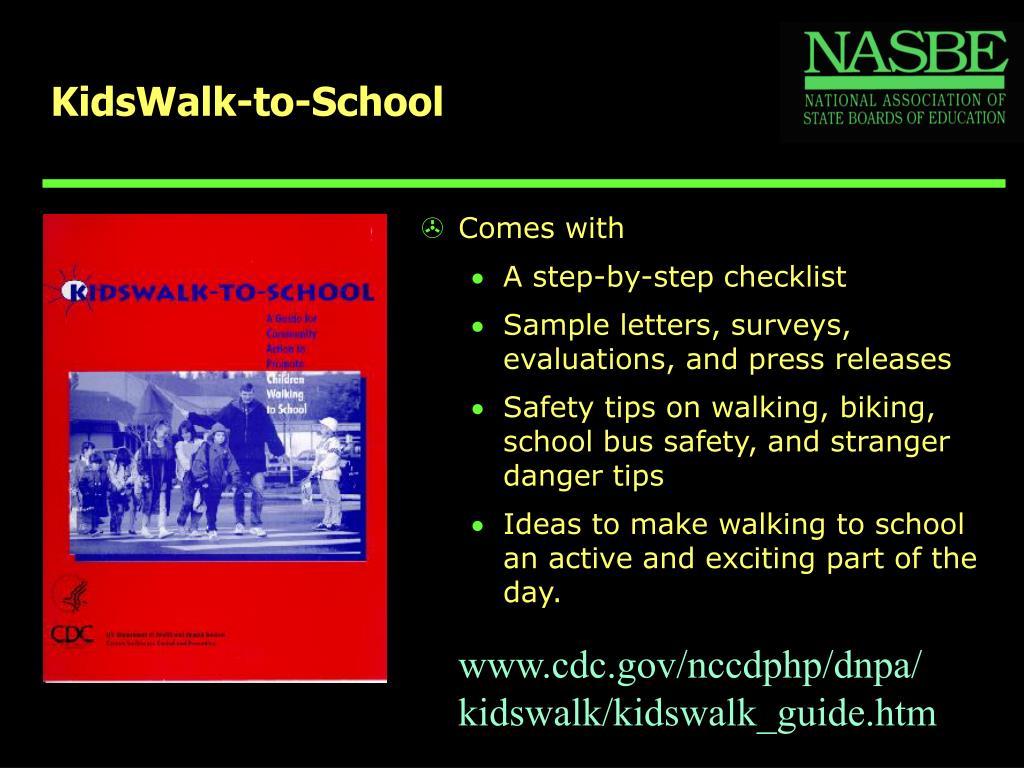 KidsWalk-to-School