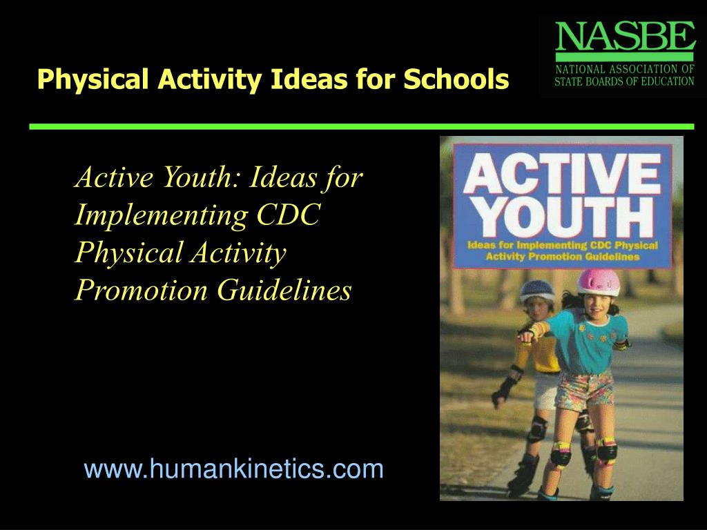 Physical Activity Ideas for Schools