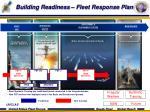 building readiness fleet response plan