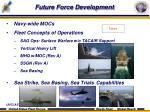 future force development