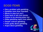 sogs items