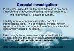 coronial investigation12