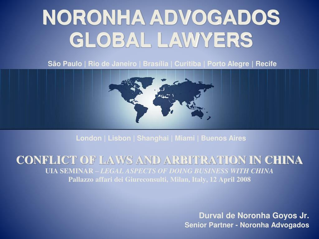 durval de noronha goyos jr senior partner noronha advogados l.