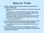 more on theile