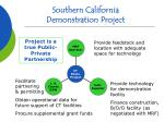 southern california demonstration project13