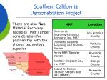 southern california demonstration project16