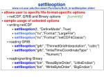 setfileoption www ncl ucar edu document functions built in setfileoption shtml