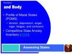 assessing states