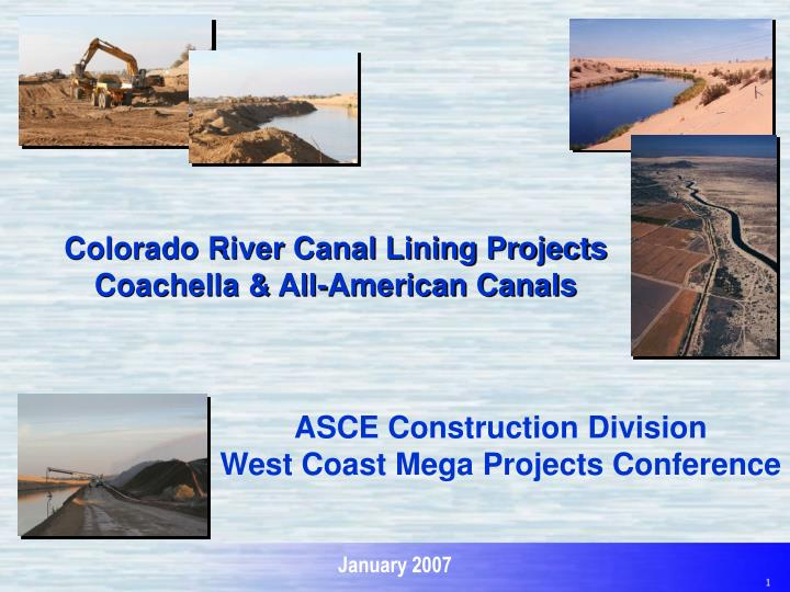 colorado river canal lining projects coachella all american canals n.
