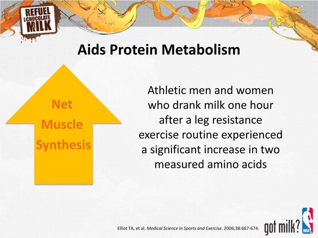 Aids Protein Metabolism