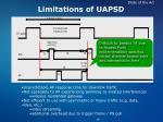 limitations of uapsd