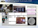 vista integrated multimedia emr