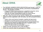 about ohha