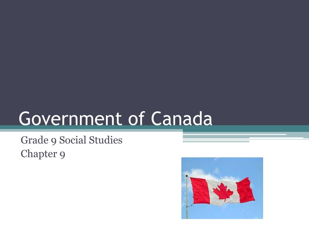 government of canada l.