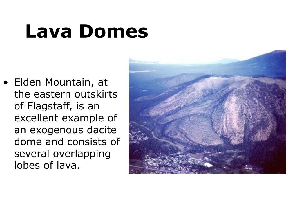 Lava Domes