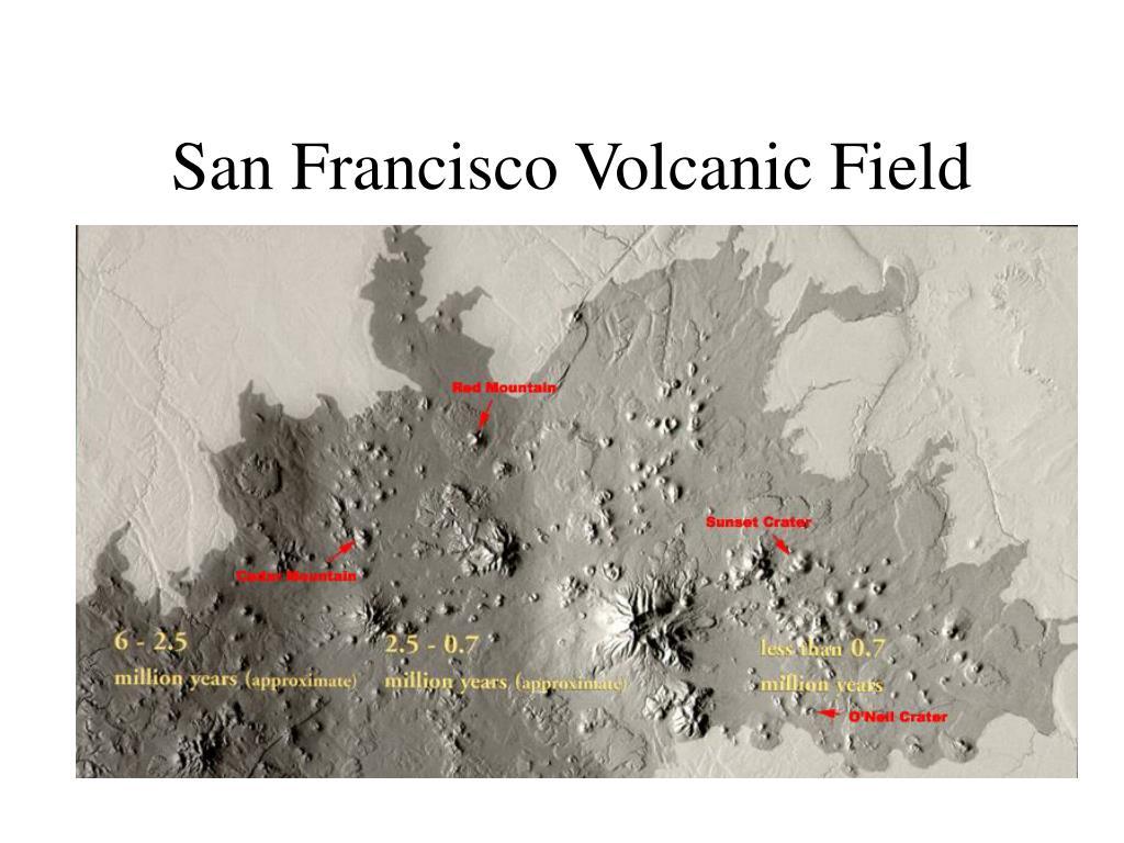 San Francisco Volcanic Field