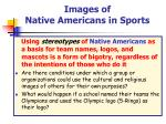 images of native americans in sports