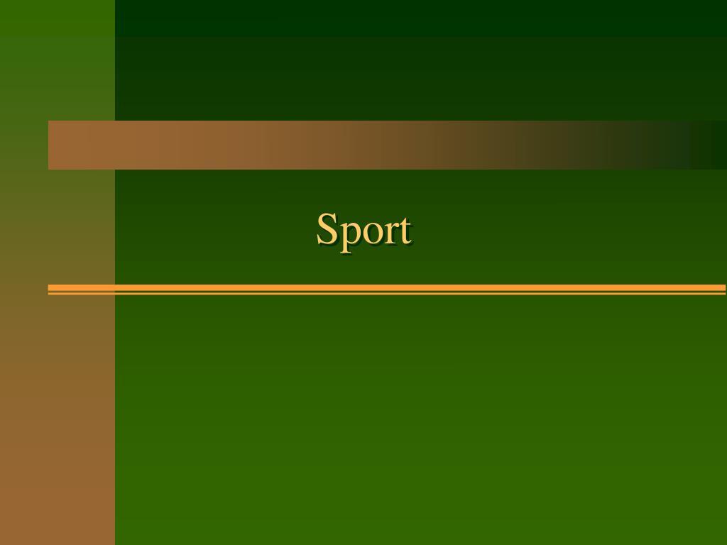 sport l.