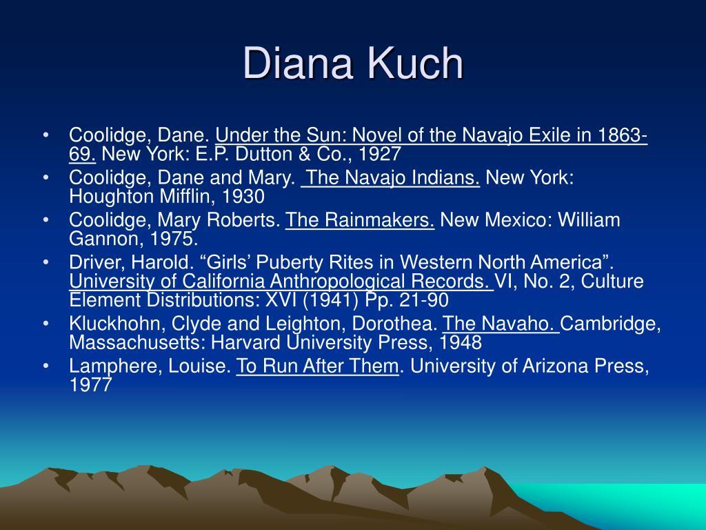 Diana Kuch