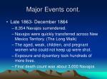 major events cont17