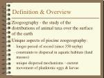definition overview