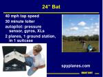 24 bat