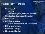 technology basics