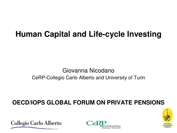 pension funds performance evaluation a utility based approach n.