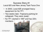 success story 1 local 825 and new jersey task force one