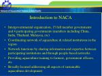 introduction to naca