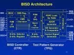 bisd architecture