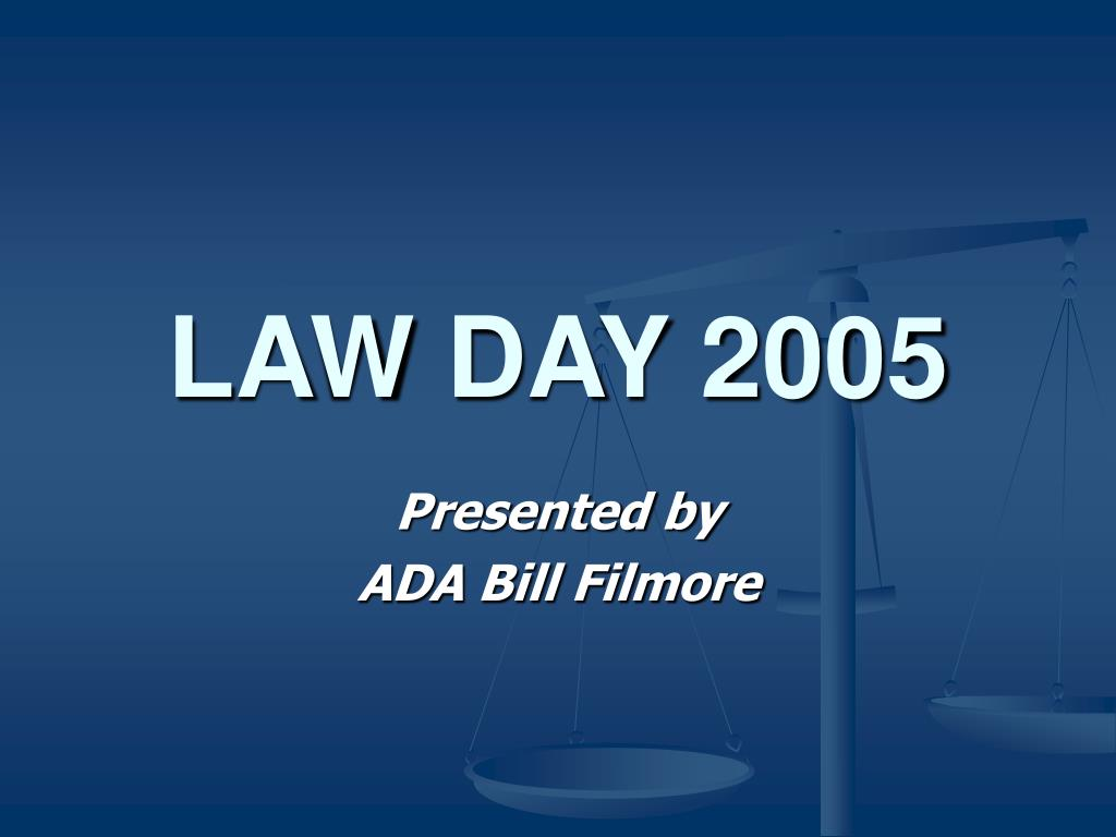 law day 2005 l.