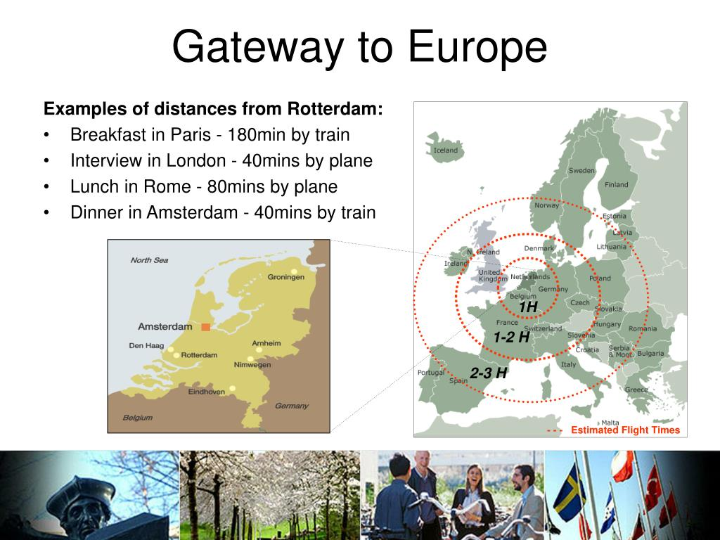 Gateway to Europe