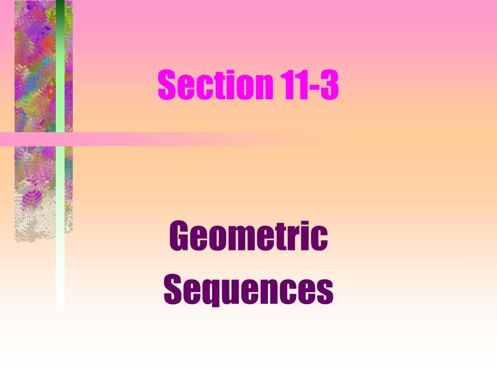 Section 11-3