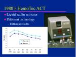 1980 s hemotec act