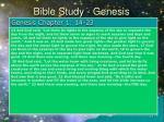 bible study genesis12