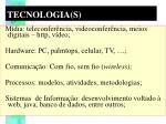 tecnologia s