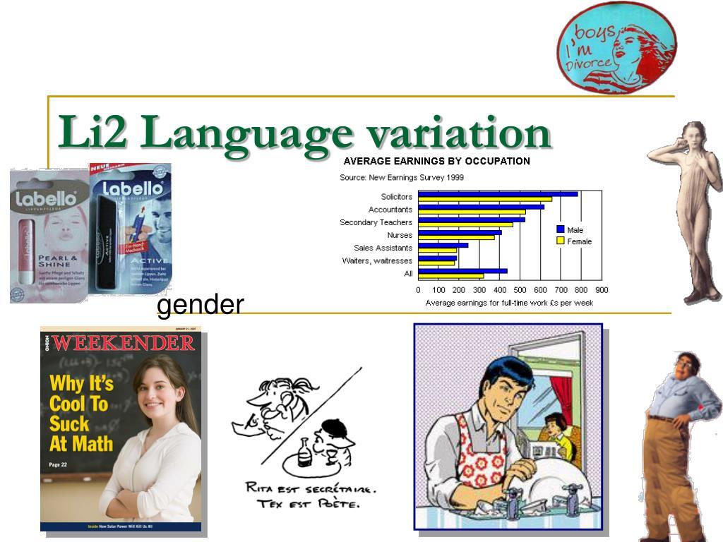 li2 language variation l.