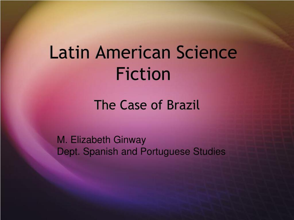 latin american science fiction l.