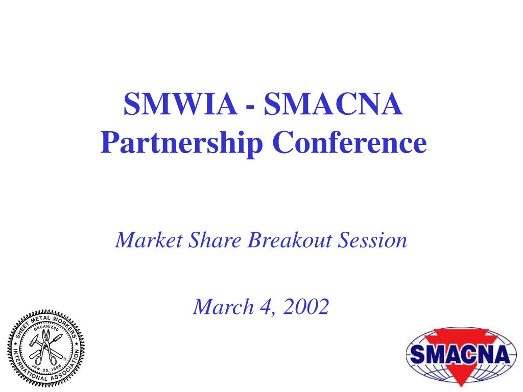 smwia smacna partnership conference l.