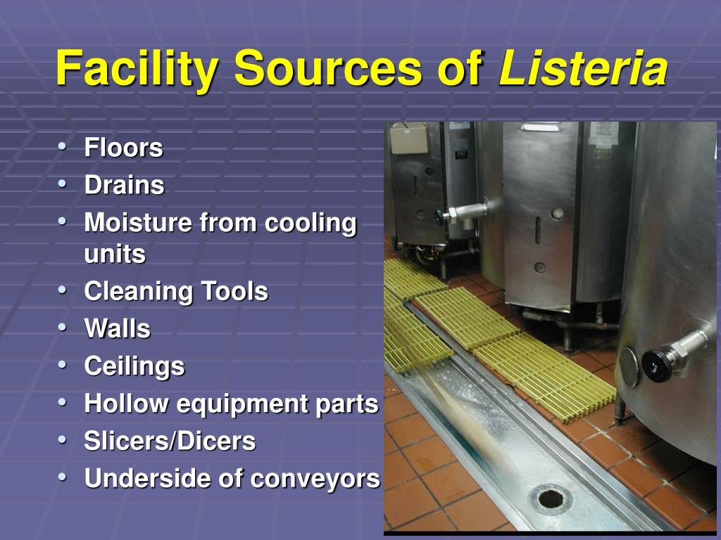 Facility Sources of