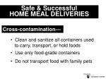safe successful home meal deliveries16